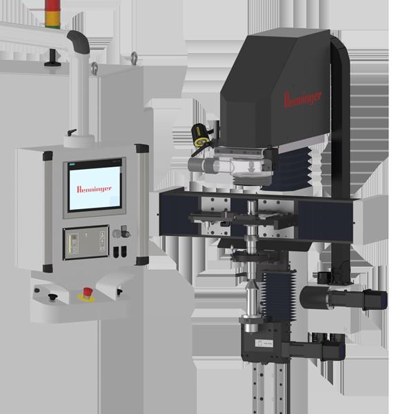 Henninger Center Grinding Machine ZS CNC 202