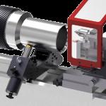 Henninger Center Grinding Machine ZS 251 for Lathe