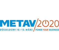 Metav 2020 Logo Düsseldorf