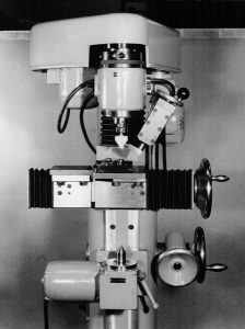 History of the family business Henninger - ZS Centre Grinding Machine